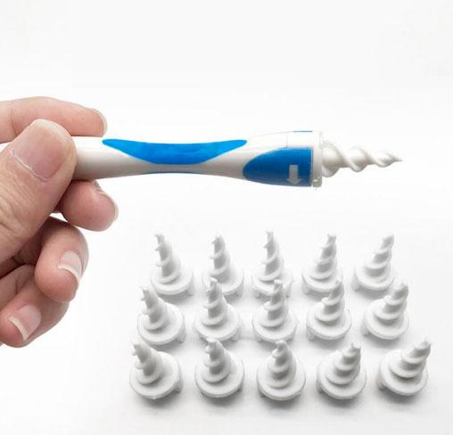 clean ear per pulire le orecchie