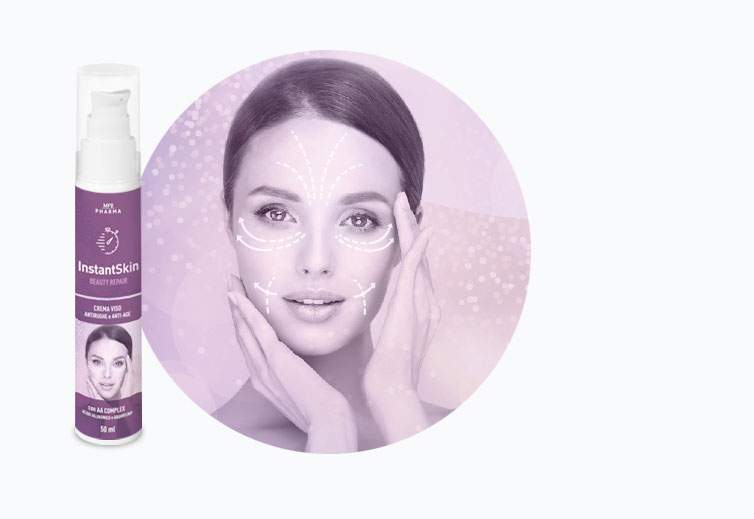 instant skin crema viso antirughe
