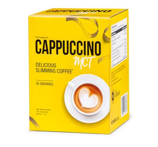 cappuccino mct dimagrante