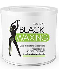 black waxing cera nera depilatoria