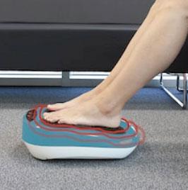 massaggiatore leg action