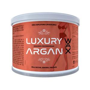 argan wax ceretta indolore
