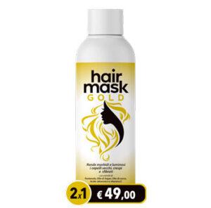 hair mask gold maschera per capelli