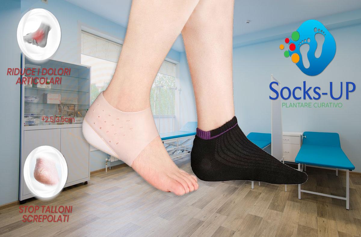 socks up plantare curativo