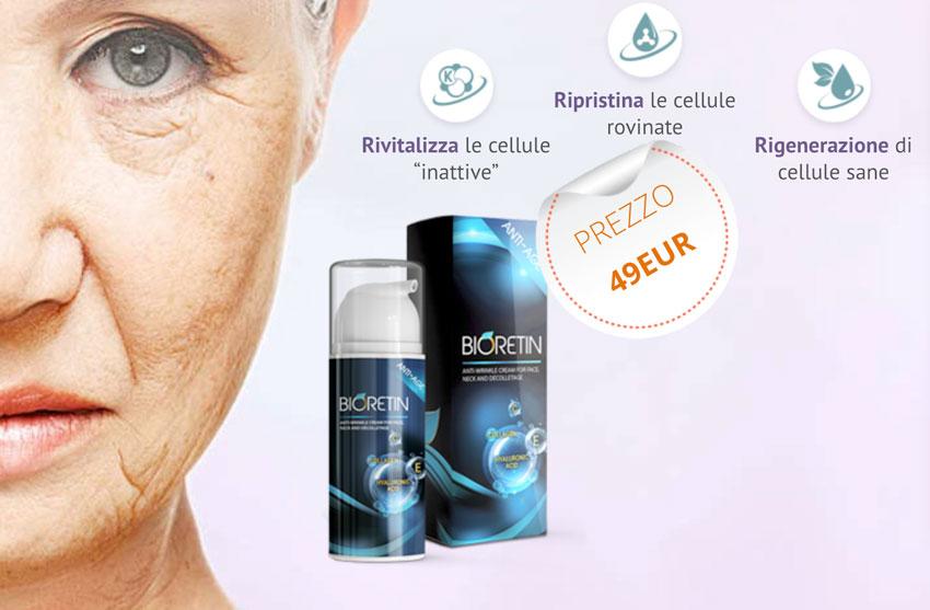 crema Bioretin