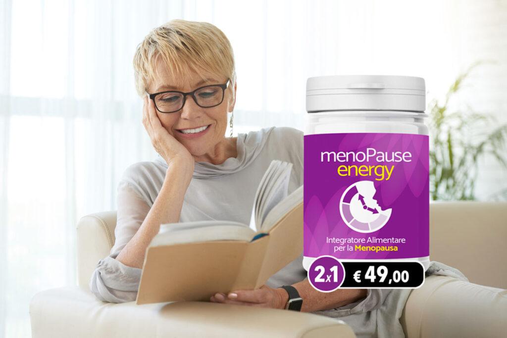 integratore menopause energy