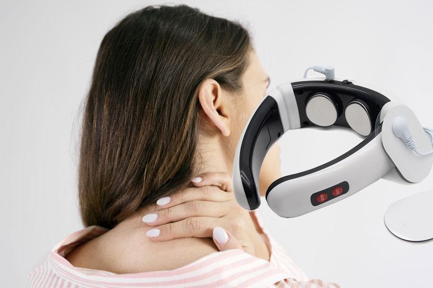 neck ring plus massaggiatore