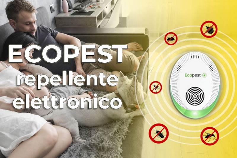 ecopest repellente