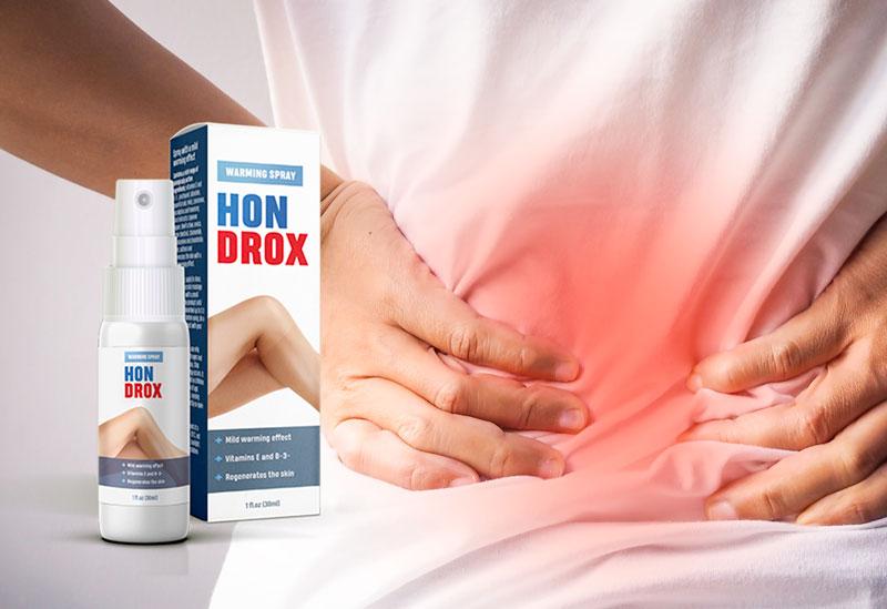 hondrox spray dolori articolari